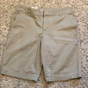 Sonoma bermuda shorts - size 10